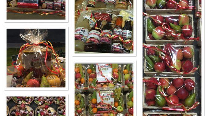 Kerstpakketten Met Lokale Producten