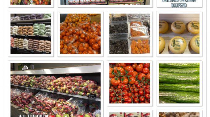 Winkels Van Oudebosch Gewoon Geopend!!