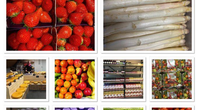 Heerlijke Asperges, Hollandse Aardbeien En Veel Vitamine C Bij Oudebosch